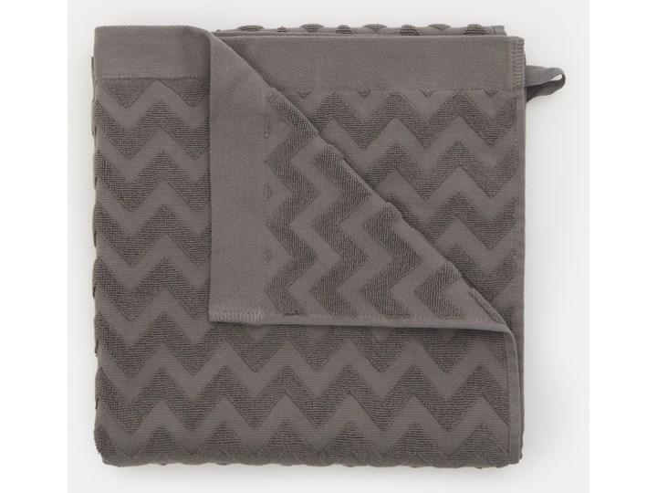 Sinsay - Bawełniany ręcznik 70x140 - Szary Bawełna 70x140 cm Kategoria Ręczniki