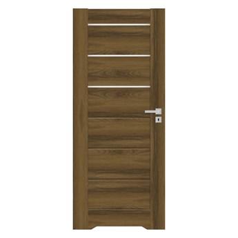 Drzwi z podcięciem Toreno 60 lewe orzech premium