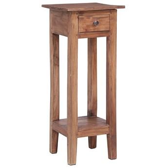 Drewniany kwietnik ogrodowy - Keira