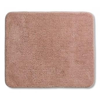 dywanik łazienkowy z mikrofibry, 1500g/m2, 80 x 50 cm, różowy kod: KE-24019
