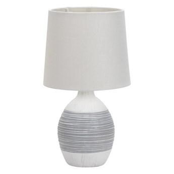 Lampa stołowa AMBON 1xE14/40W/230V biały