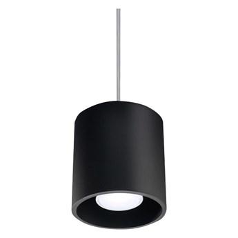 Żyrandol na lince ORBIS 1 1xGU10/40W/230V czarny