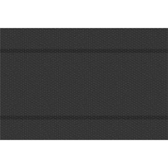 Plandeka, pokrywa na basen, folia solarna czarna, prostokątna - 400 x 600 cm