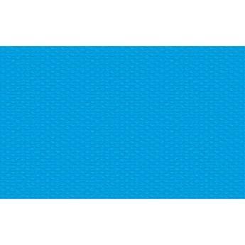 Plandeka, pokrywa na basen, folia solarna niebieska prostokątna - 160 x 260 cm