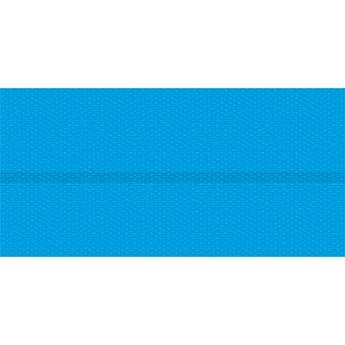 Plandeka, pokrywa na basen, folia solarna niebieska prostokątna - 220 x 450 cm