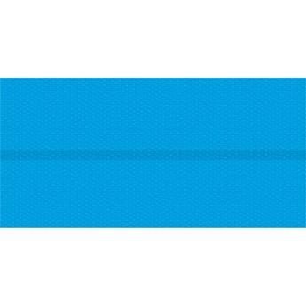Plandeka, pokrywa na basen, folia solarna niebieska prostokątna - 274 x 549 cm