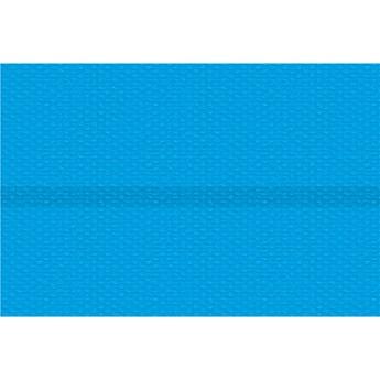 Plandeka, pokrywa na basen, folia solarna niebieska prostokątna - 200 x 300 cm