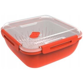 Pojemnik plastikowy ROTHO Memory 1025202792 1.7 L Czerwony