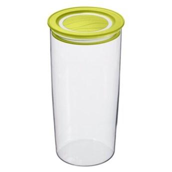 Pojemnik plastikowy ROTHO Cristallo 1729705070 1.2 L Zielony