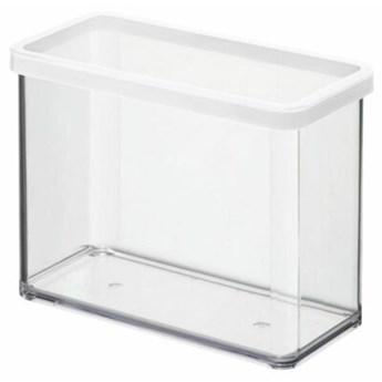 Pojemnik plastikowy ROTHO Loft 1160790000 2.1 L Biały