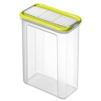 Pojemnik plastikowy ROTHO Domino 1742705070 1.5 L Zielony