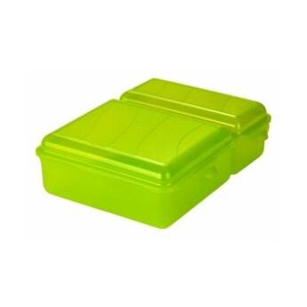 Pojemnik plastikowy ROTHO Fun 1711705073 1.6 L Limonkowy