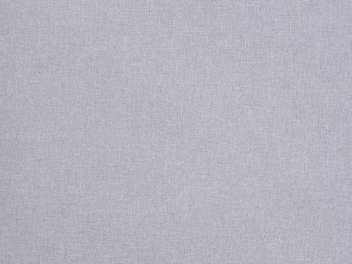 Narożnik lewostronny jasnoszary 3-osobowy 3 poduszki dekoracyjne styl nowoczesny Boki Z bokami