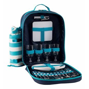 Jasnoniebieski piknikowy plecak Navigate Aqua