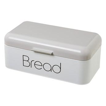 Pojemnik metalowy na chleb Unimasa 42x22,5 cm