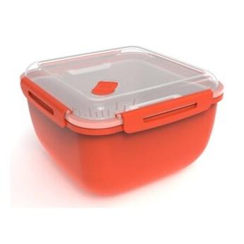 Pojemnik plastikowy ROTHO Memory 2.5 L Pomarańczowy