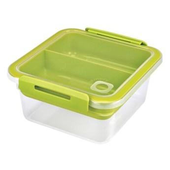Pojemnik plastikowy ROTHO Memory B3 1009505070 1 L Limonkowy