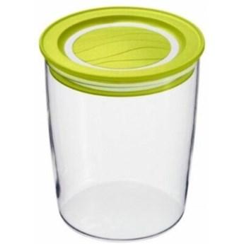 Pojemnik plastikowy ROTHO Cristallo 0.7 L Limonkowy