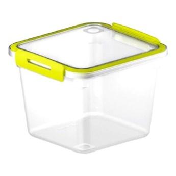 Pojemnik plastikowy ROTHO Memory 1126605070 1.6 L Limonkowy