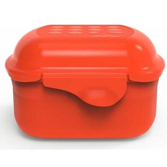 Pojemnik plastikowy ROTHO Memory 1025502792 0.45 L Pomarańczowy