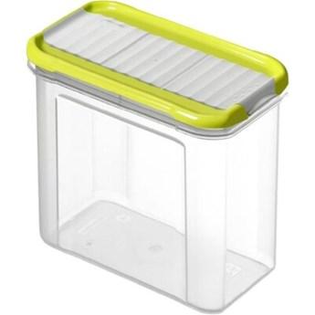 Pojemnik plastikowy ROTHO Domino 1742505070 0.75 L Zielony