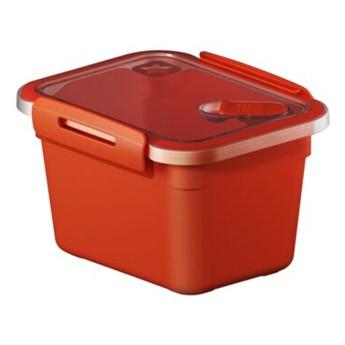 Pojemnik plastikowy ROTHO Memory 1128302792 0.85 L Pomarańczowy