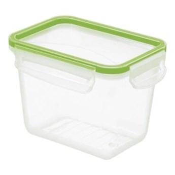 Pojemnik plastikowy ROTHO Clic & Lock 1162405518 1 L Zielony