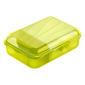 Pojemnik plastikowy ROTHO Fun 1111805073 0.9 L Limonkowy