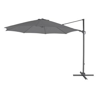 Parasol GoodHome Mallorca 350 cm szary