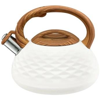 Czajnik AMBITION 37184 Golf 2.3 l Biały mat