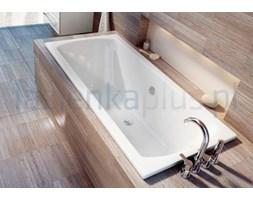 Wanna prostokątna 160 x 80 cm Aquaform Linea 243-05234