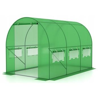 Tunel foliowy - szklarnia ogrodowa 2x3,5m