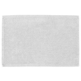 Dywanik łazienkowy Miekki 60x40 cm biały