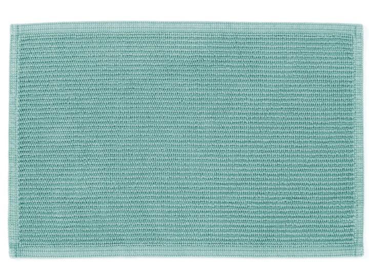 Dywanik łazienkowy Miekki 60x40 cm jasnoturkusowy