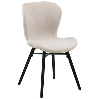 Krzesło Fearon 47x83 cm piaskowe