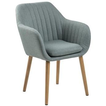 Krzesło Faruolo 57x83 cm oliwkowe