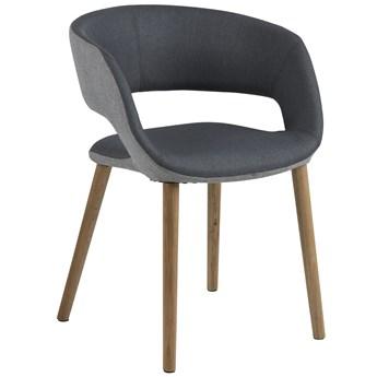 Krzesło Eagles 56x76 cm ciemnoszare