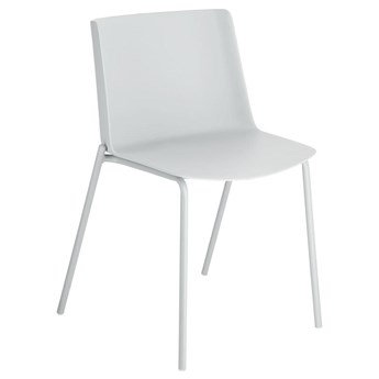 Krzesło Hannia 47x78 cm szare
