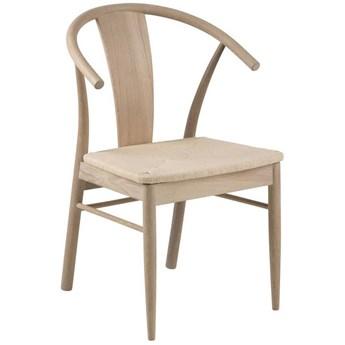 Krzesło Ganiron drewniane