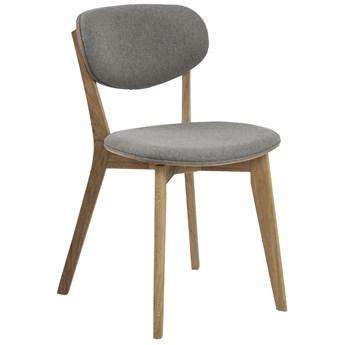 Krzesło Lamere 47x81 cm dębowe