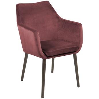 Krzesło Elgar 58x84 cm koralowe