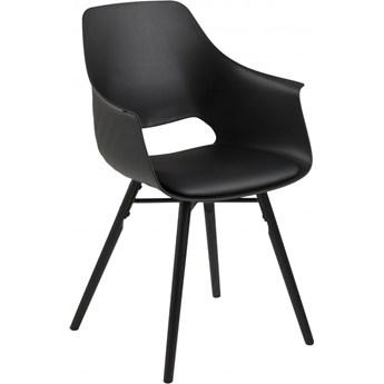 Krzesło Florence 57x85 cm czarne