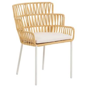 Krzesło Robyn 72x75 cm musztardowe