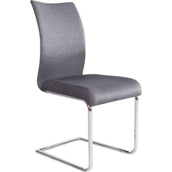 Krzesło Batiste I szare