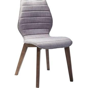 Krzesło Vita 55x88 cm szare