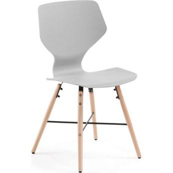 Krzesło Withey 47x83 cm szare