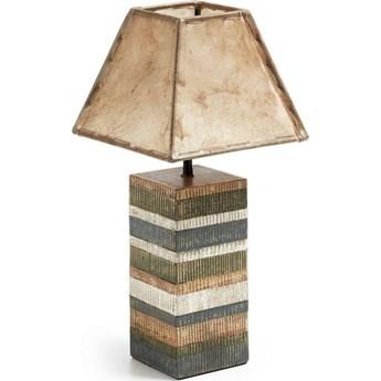 Lampa stołowa Albany 20x45 cm kolorowa