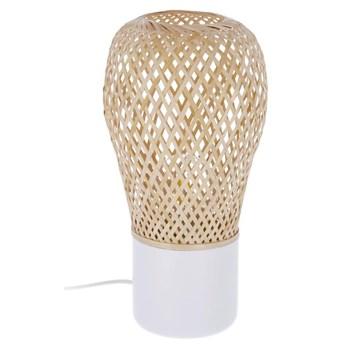 Lampa stolowa Derora bambusowa