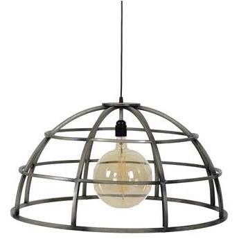 Lampa wisząca Dome ∅70 cm srebrna
