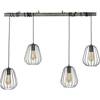 Lampa wisząca Lampoon 100x150 cm metalowa